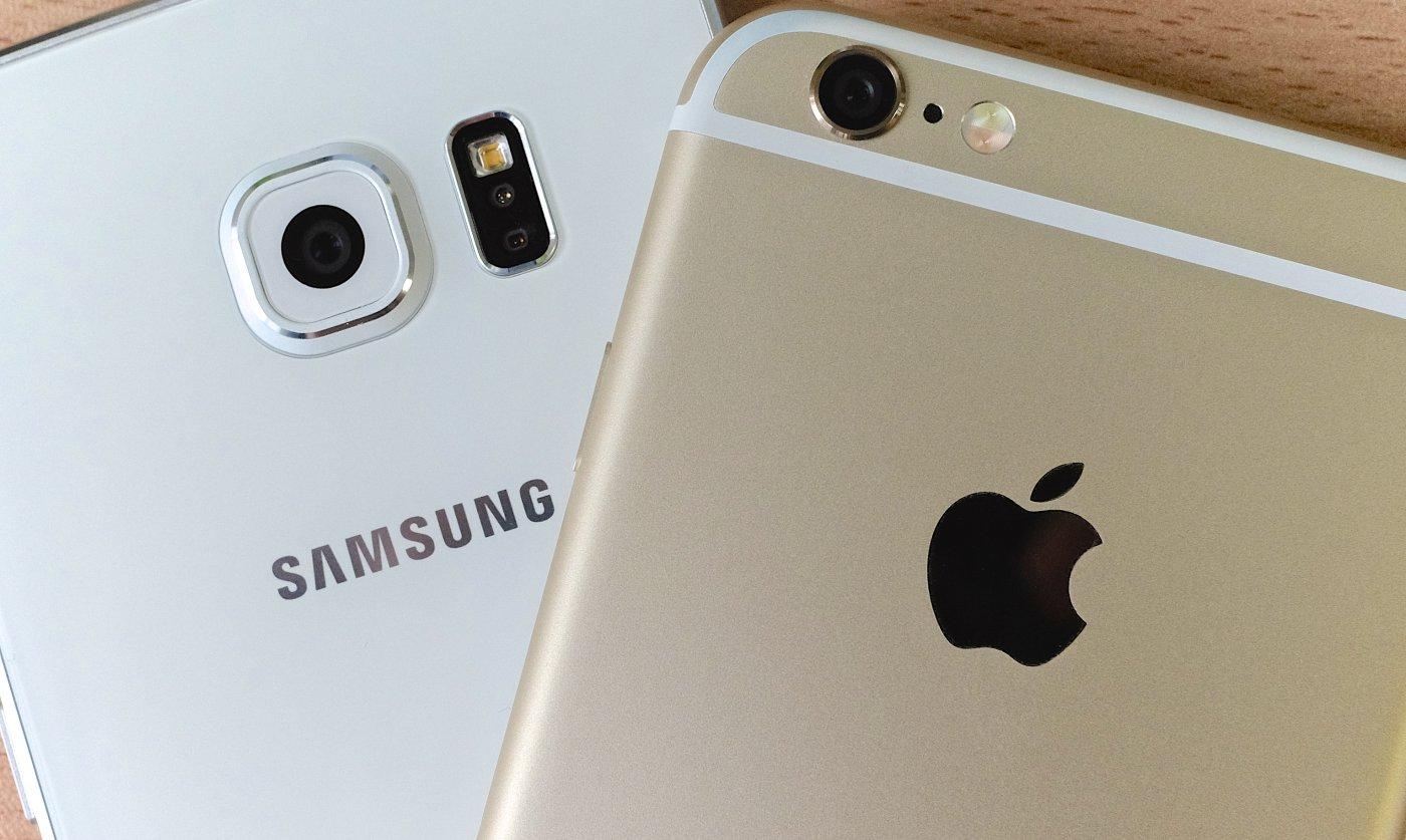 Ezeli Rakip Samsung ve Apple'dan Dev Adım 1