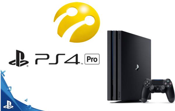 Turkcell'den Süper bir Kampanya Tarife Ek Playstation 4 2