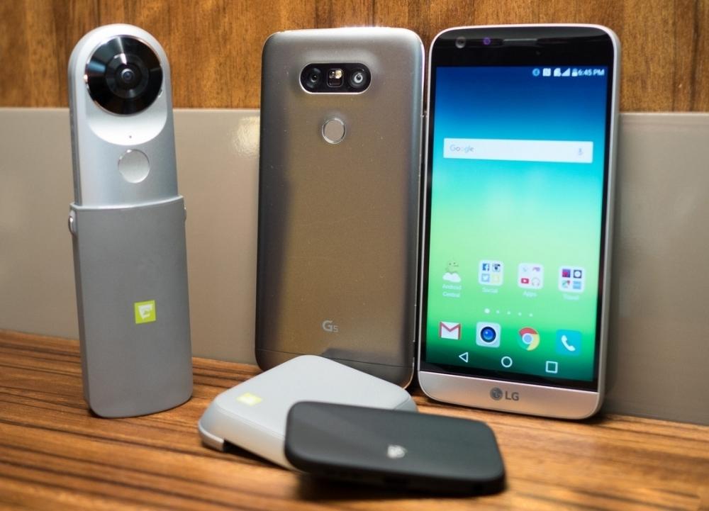 LG Firmasından G6 İçin Beklenmeyen Gelişme 1