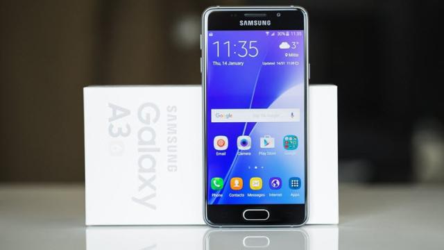 Samsung A3 için Sayılı Günler Kaldı 6