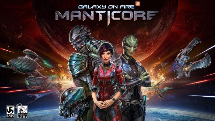 Galaxy on Fire 3: Manticore App store'da Ücretsiz Yayınlandı 3