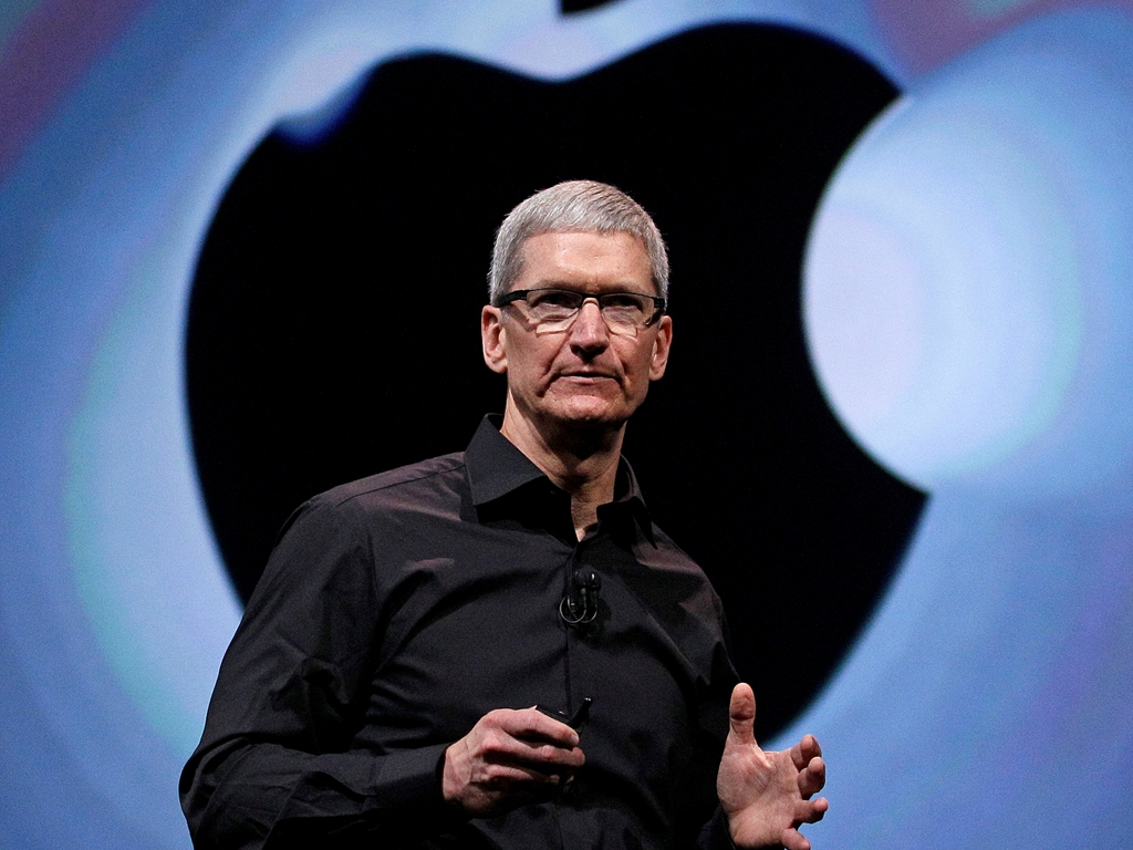 Apple Ceo'su Tim Cook'dan Türkiye Mesajı 1