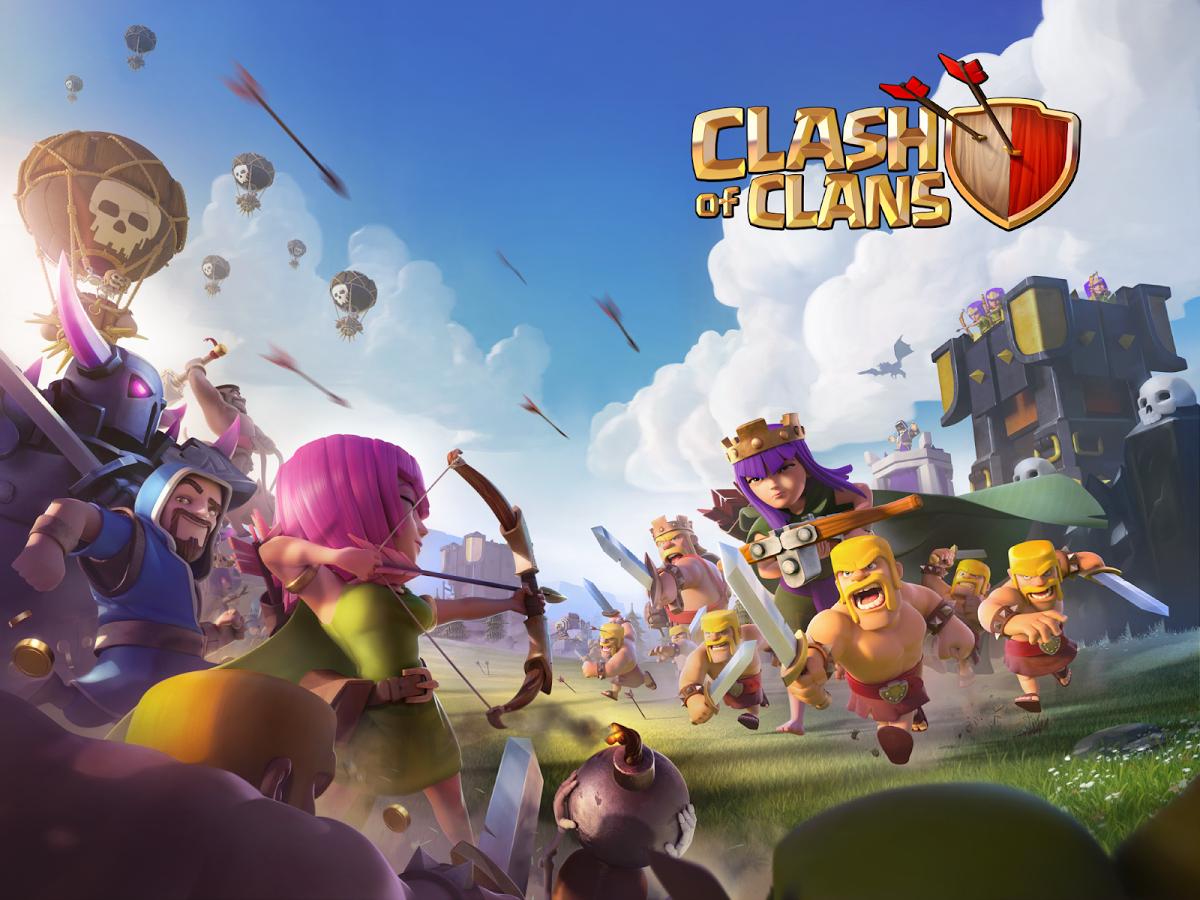 Dünya'nın En Popüler Oyunu Clash Of Clans Yasaklandı 3