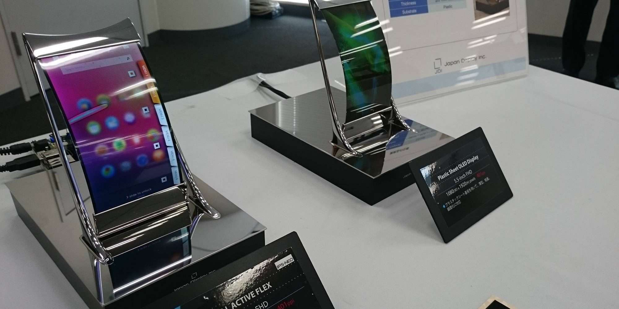 iPhone'larda Esnek LCD Ekran Kullanılabilir 2