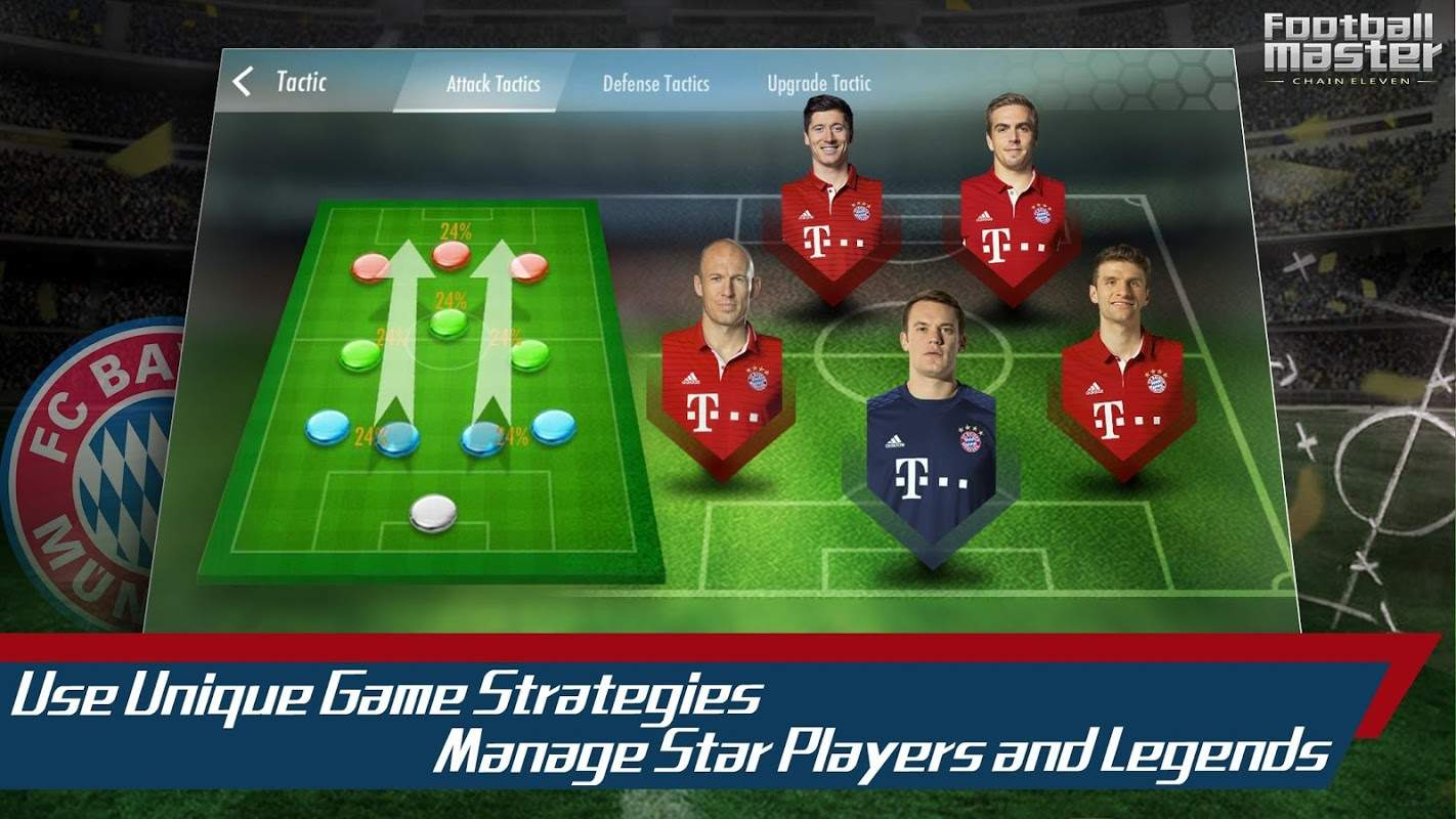 Football Master En iyi Menajerlik Oyunu 4