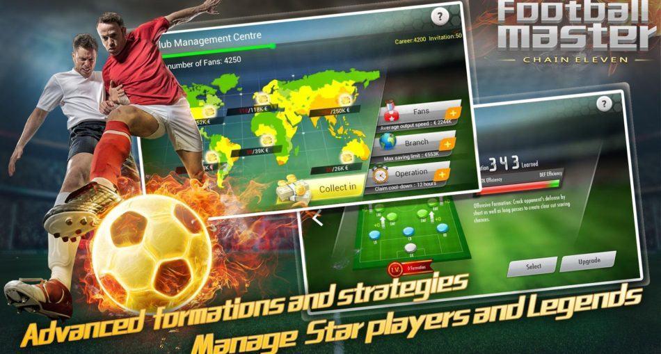 Football Master En iyi Menajerlik Oyunu 3