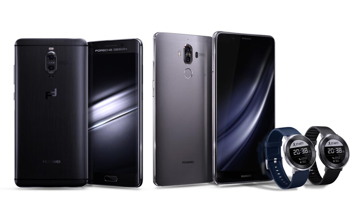 Huawei 2017 Yılında Başarılı Olabilecek Mi ? 4