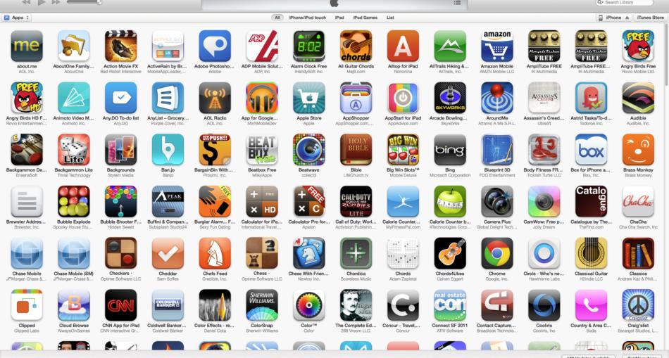 'Ücretsiz' En iyi 5 iPhone uygulaması 1
