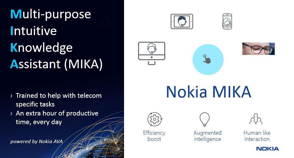 Nokia Sesli Asistanı 'Mika' Olarak Resmileşti 1