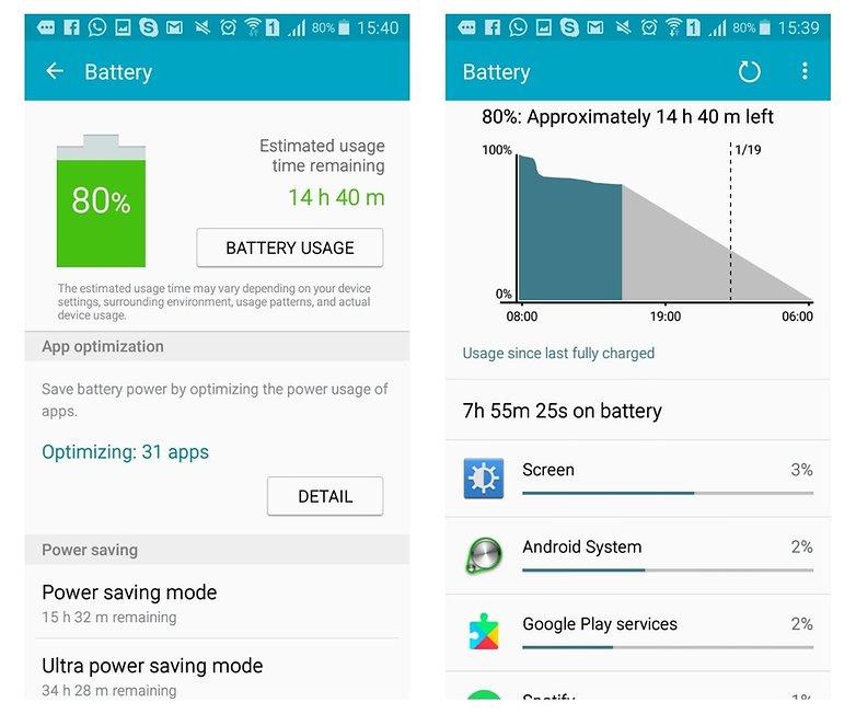 Google Hizmetleri Batarya Problemi 2