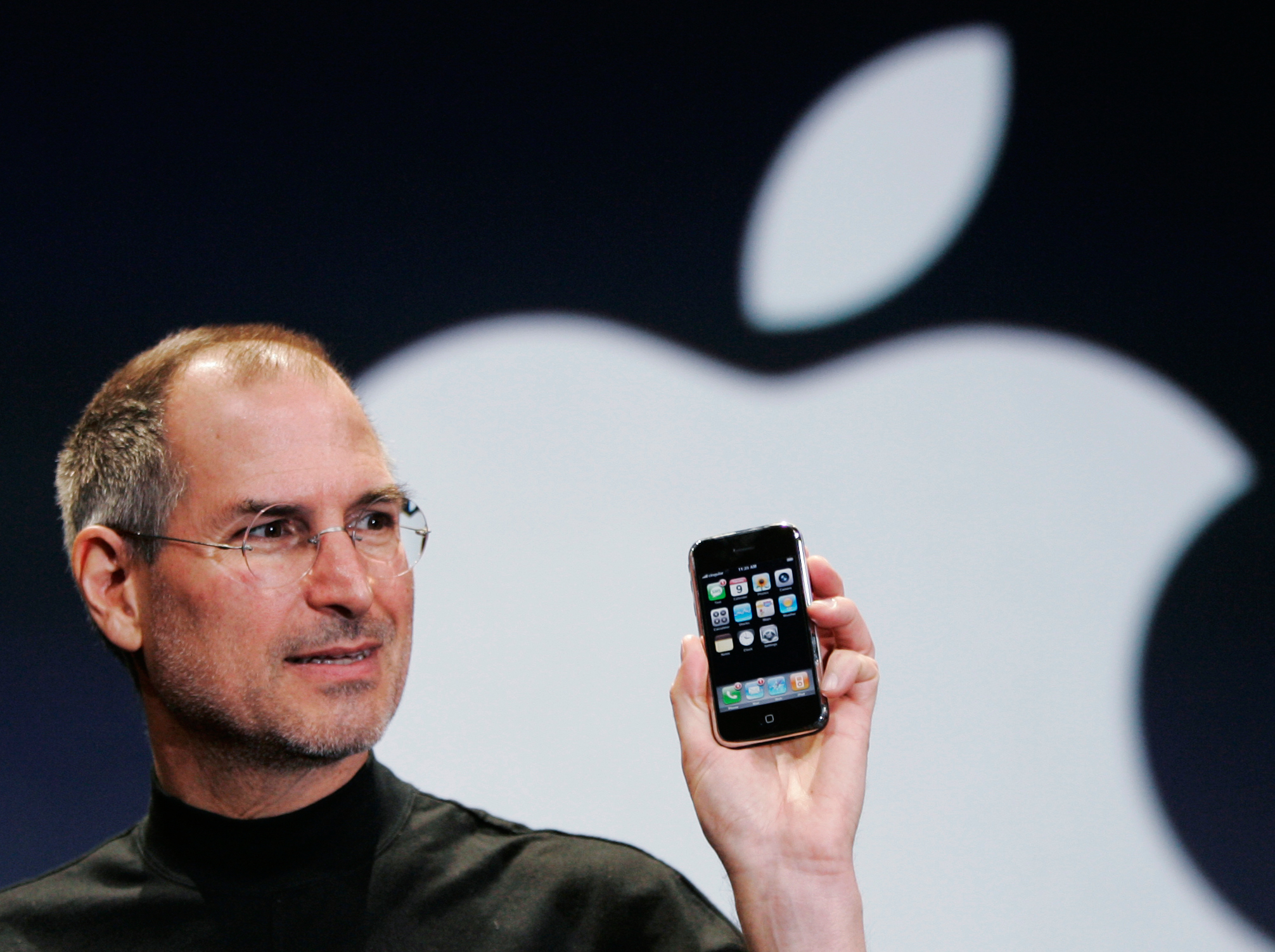 ilk iPhone Nasıl Tanıtılmıştı ? 7