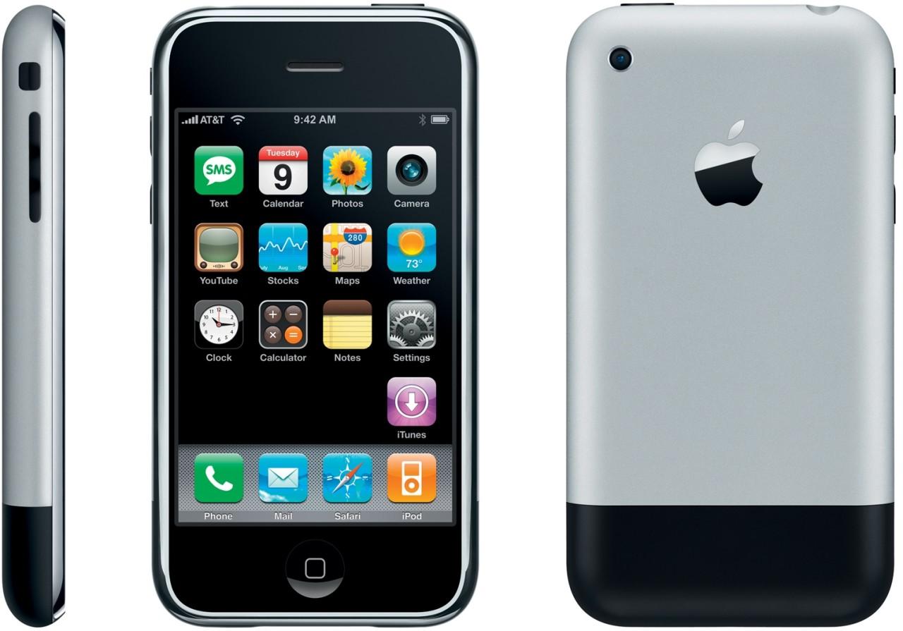 ilk iPhone Nasıl Tanıtılmıştı ? 10