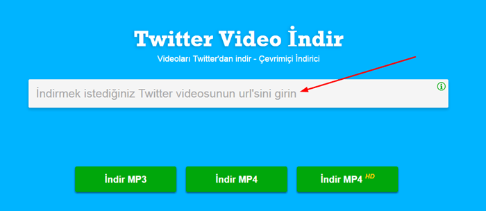Twitter'dan Video İndirme Yöntemi 4