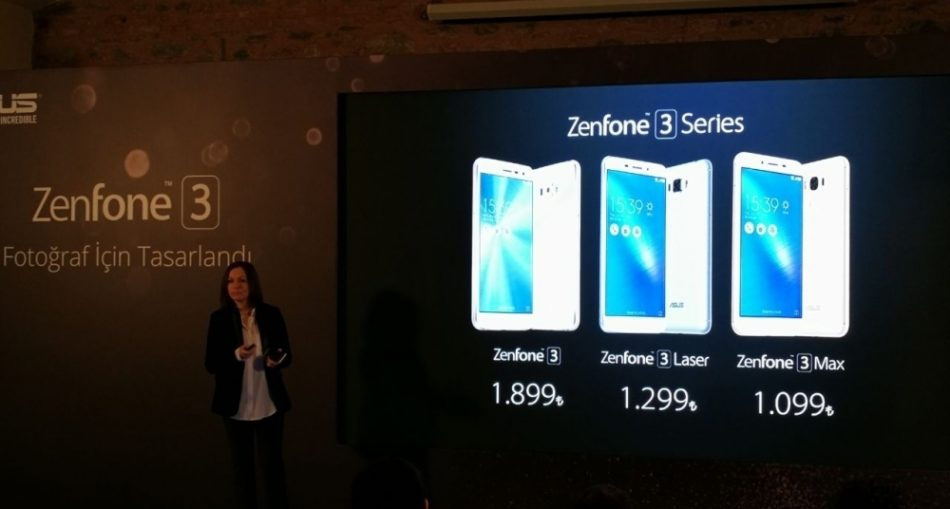 Asus Zenfone Ailesi Fiyatları ve Özellikleri 1
