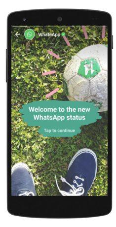 Whatsapp Hikayeler Özelliği 'Durum paylaşımları' 24