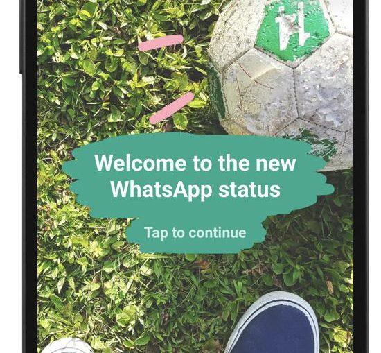 Whatsapp Hikayeler Özelliği 'Durum paylaşımları' 1