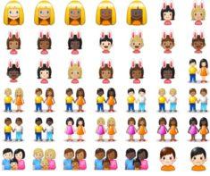 Samsung Galaxy S8 ile gelen yeni Emojiler 5