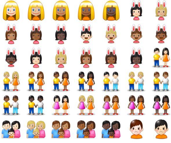 Samsung Galaxy S8 ile gelen yeni Emojiler 1