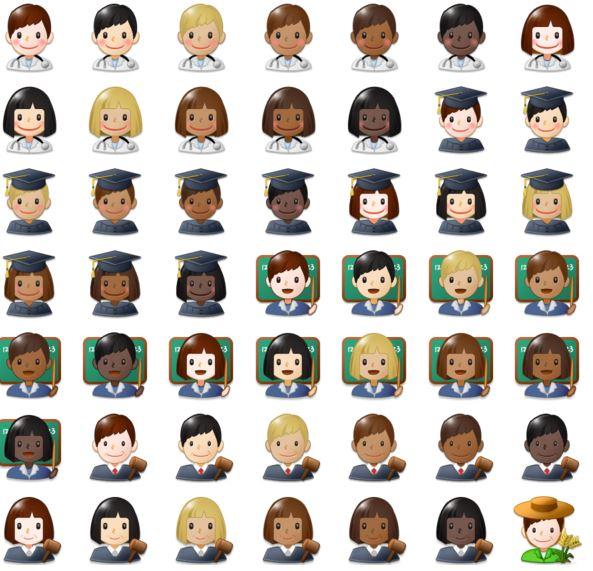 Samsung Galaxy S8 ile gelen yeni Emojiler 12