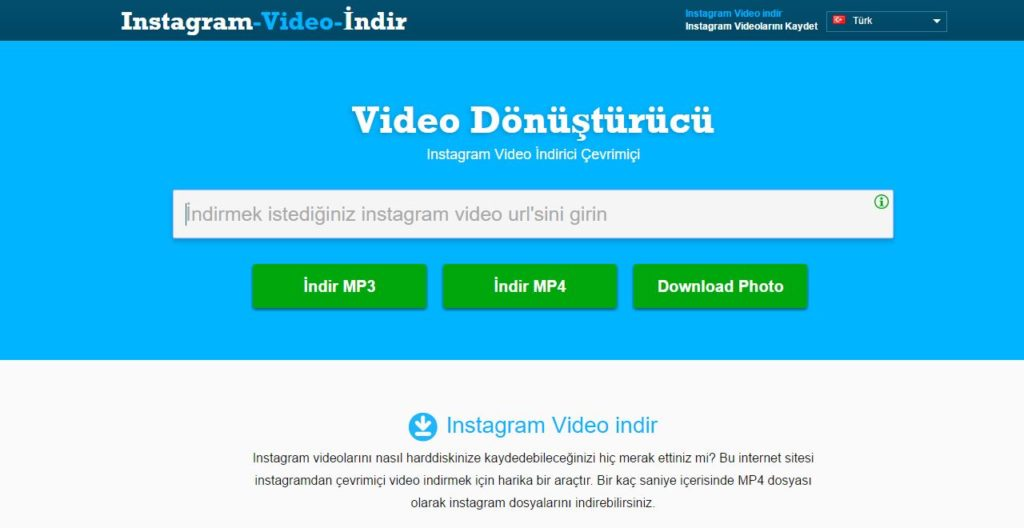 Instagram'dan Video ve Resim indirme (Resimli Anlatım) 12