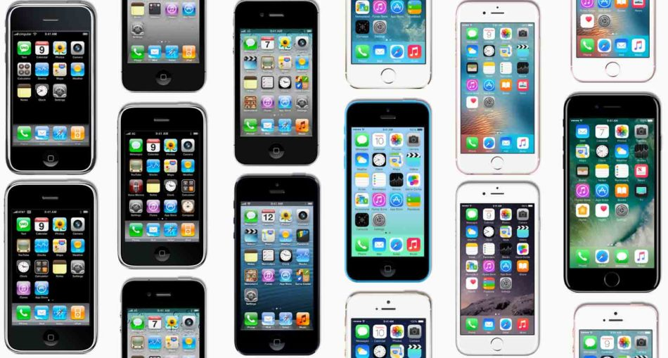 Apple ilk iPhone'un 10. yılına özel paylaşımları ve Kutlamaları 1