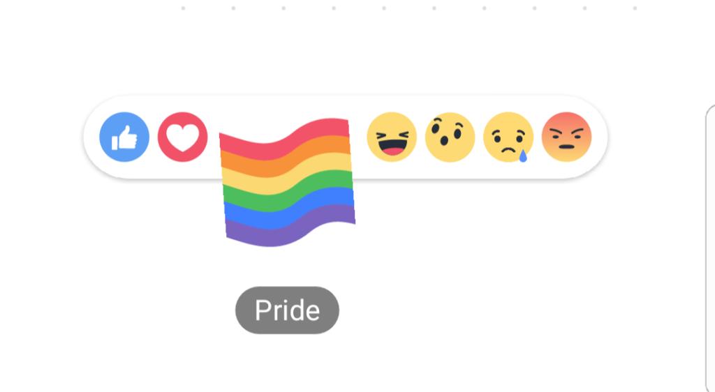 Facebook'ta Yeni LGBT Emoji Nasıl Alınır ? 3