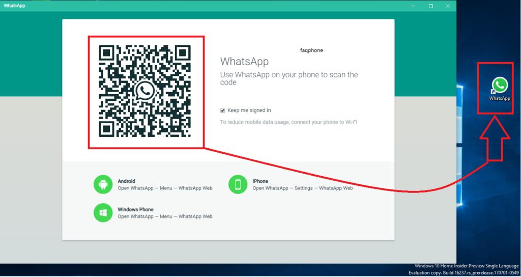 Whatsapp Web Kullanımı 16