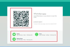 Whatsapp Web Kullanımı 3