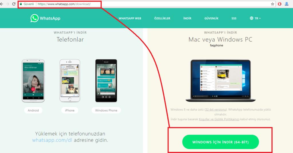 Whatsapp Web Kullanımı 15