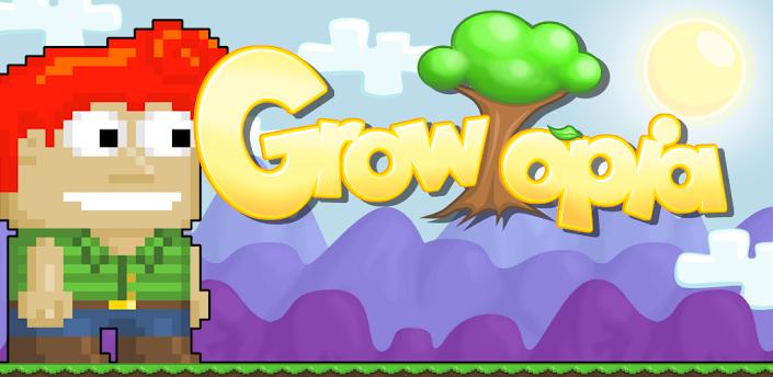 Growtopia'da 3 Madde İle Hızlı Gelişmek 1
