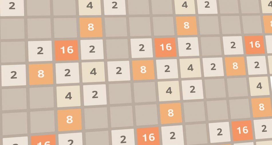 2048 Oyununun Sırrı! 1