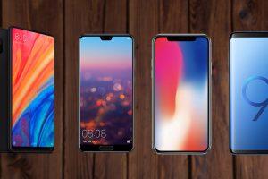 2018 YILININ EN ÇOK SATAN AKILLI TELEFONLARI HANGİLERİ ? 3