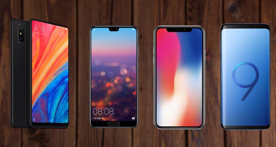 2018 YILININ EN ÇOK SATAN AKILLI TELEFONLARI HANGİLERİ ? 1